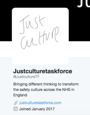 just-culture-twitter-profile