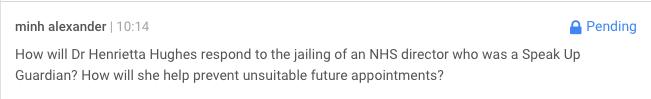 6 Jailing