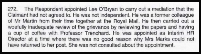 Trenchard Lee OBryan review