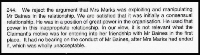 Trenchard Marks relationship with Baines.png