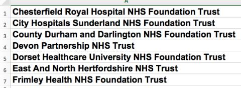 NHS Improvement employer pool seven trusts .png
