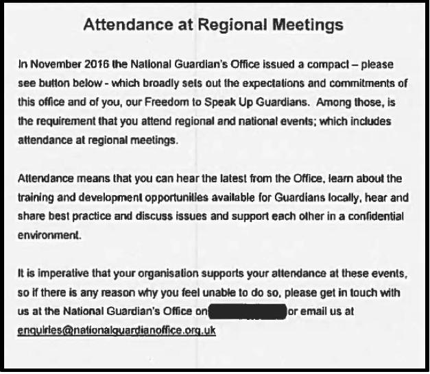 Bull Regional Meetings