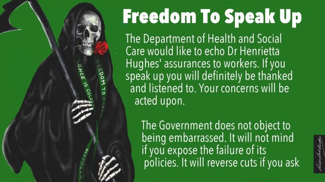 death hsc ftsu announcement