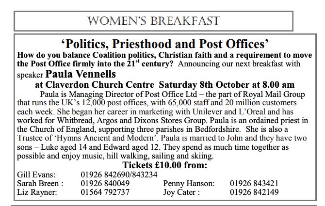 CoE Politics Priesthood and Post Offices http:::www.churchesofarden.org.uk:files:1317310561.pdf